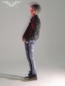 亞仕牛仔YA SHI牛仔品牌服飾樣品男裝牛仔褲