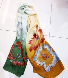 千禧围巾丝巾34193款