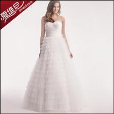 爱维尼AIWEINI2013女装品牌服饰样品婚纱
