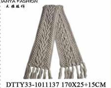 天雅围巾丝巾34307款