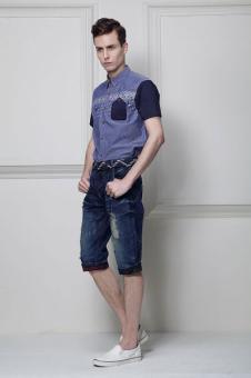 李蕾斯Lee leith 牛仔品牌服饰样品男装牛仔裤