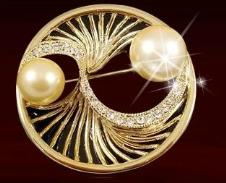 铭记珠宝时尚饰品27635款