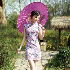 上海滩女装33407款