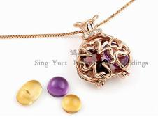 鸿星珠宝首饰32016款