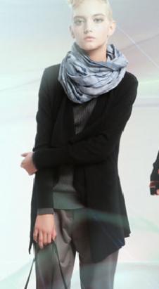 诸氏方圆Jessamin服装品牌女装样品