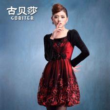 古贝莎女装34993款