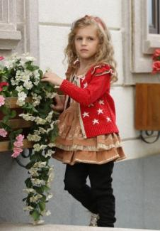 小玩皮S NAUGHTY童装品牌服饰样品外套