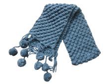 华强围巾丝巾33914款