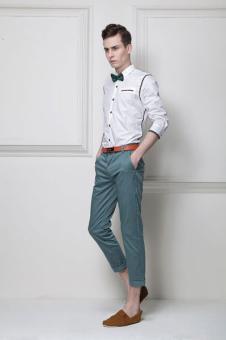 李蕾斯Lee leith 牛仔品牌服飾樣品男裝牛仔褲