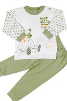 大布豆童装服饰品牌样品