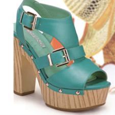 古典风度GDFENDU2013春夏女鞋样品