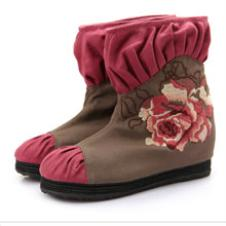 汉舞布鞋鞋业31313款