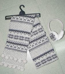 篮莹围巾丝巾33989款