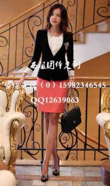 圣浪服饰职业装36843款
