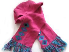 金利围巾丝巾34040款