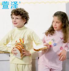 萱泽XUN ZE儿童内衣样品