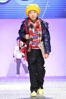 安迪鹿儿 ANDIL2013春夏童装外套