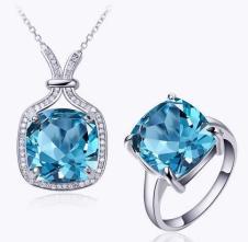 蓝贝儿珠宝首饰28511款