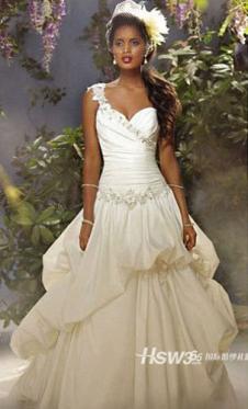 多面新娘女装33623款