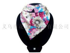 花仙子围巾丝巾34903款