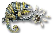 拉菲尔larwiner经典珠宝首饰摆饰