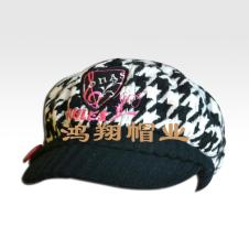 鸿翔帽业帽子手套35624款
