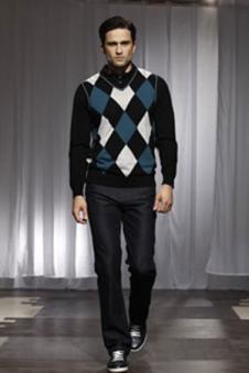 爵派尔针织毛衫30940款