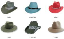 丽华帽子手套35423款