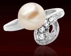 铭记珠宝经典时尚配饰戒指