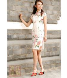 江南女装品牌服饰样品旗袍