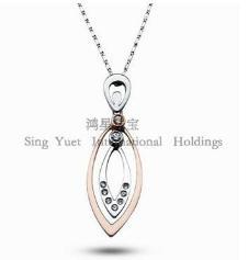鸿星珠宝首饰32019款