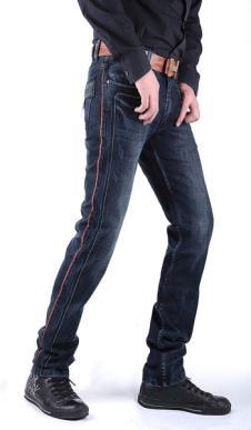 方块AFKA2012牛仔品牌服饰样品男装牛仔裤