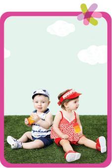阿卡邦AGABANG童裝品牌服飾樣品內衣