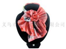 花仙子围巾丝巾34902款