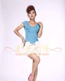 兰萱秀格女装34959款