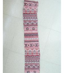 篮莹围巾丝巾33990款