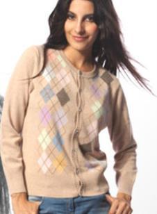 金兔服装品牌针织毛衫样品