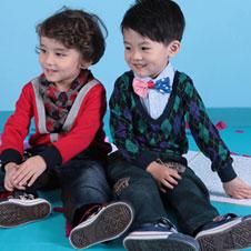 米豆屋Midouwu童装品牌服饰样品