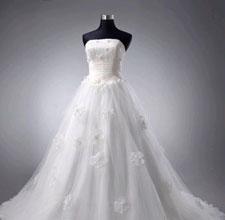 布蕾丝BRIDES女装婚纱礼服样品