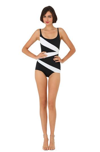 Norma Kamali2013泳装样品