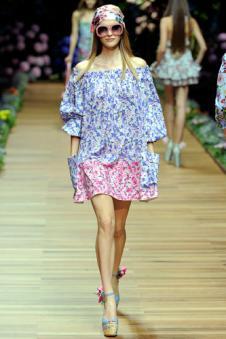 Dolce&Gabbana女装40731款