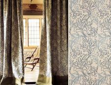 威廉·莫里斯家用纺织42645款