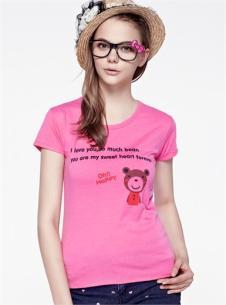 ING2ING休闲装服饰样品T恤