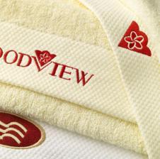 丽人巾品家用纺织40900款