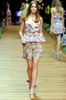 Dolce&Gabbana女装40730款