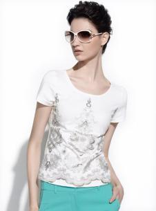 艾莱维VLVVES2013女装服饰样品T恤