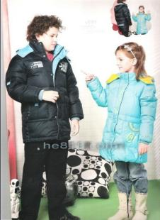 七彩城QICAICHENG2012秋冬童装品牌样品外套