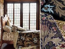 威廉·莫里斯家用纺织42643款