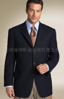 譽紳職業裝38096款