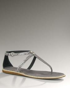 Ugg2013夏季女凉鞋样品